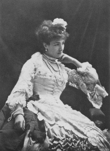 Sarah Bernhardt 1865
