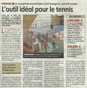 Yonne Républicaine 03/12/2012