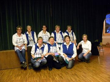 Frauenverein - das Team