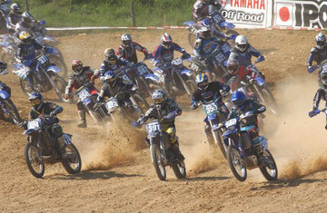 Yamaha off Road