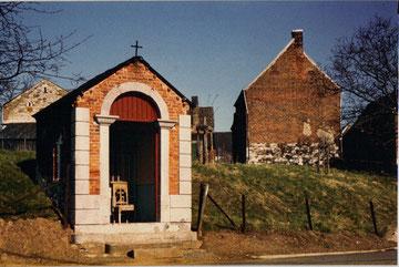 Chapelle du Halleux