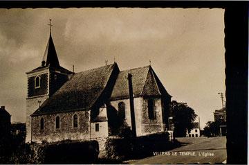 Eglise de Villers-le-Temple