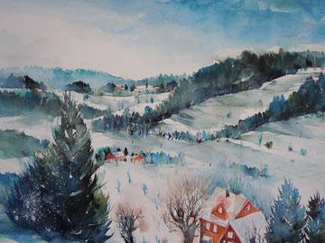 Winterwunderland Toggenburg
