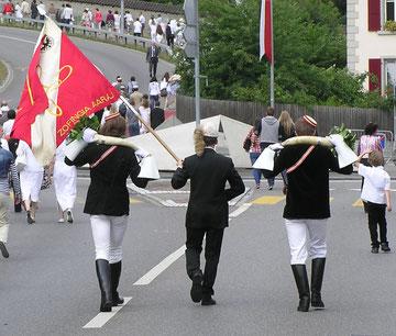 Maienzug 2011