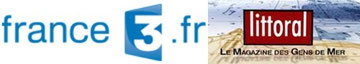Logos France 3 + Littoral