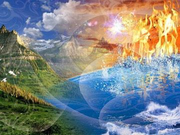 les énergies naturelles - pélerinage bien-être -