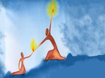 Libération énergétique dans l'Ain 01- le pélerin du bien -être