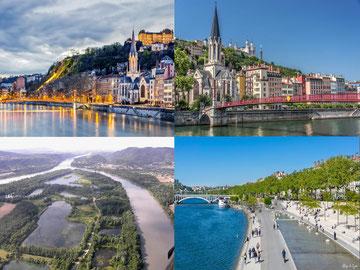 Département du Rhône 69 - Pélerinage bien-être -