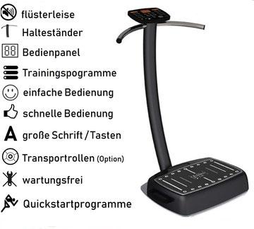 Vibrationsplatte Galileo S 40 Plus, Vibrationstrainer, Galileo Training, gebraucht, kaufen, Preise, Preis, Test, Vertrieb: www.kaiserpower.com