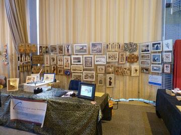 """16/03/2012    RICHWILLER  3° """"A la rencontre des artistes"""" les 16,17,18/3 salle Jean Marie PFEFFER"""