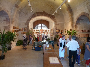 7,8,9,14,15/9/2012 Héricourt 12° expo du club de marqueterie à la tour du château