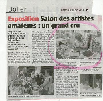 Alsace 15/5/2011 Thann Relais culturel