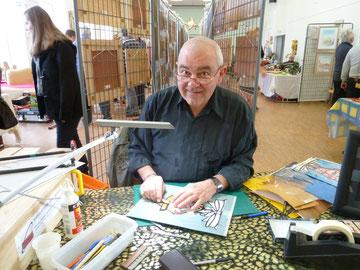 """- BURNHAUPT-LE-BAS les 16, 17 mars, Maison des associations """"Expo des artistes locaux"""""""