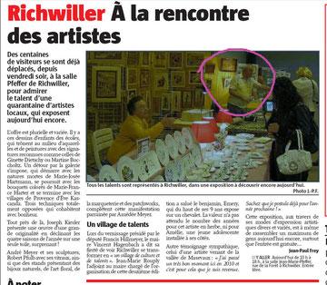 Alsace du 12/3/2011