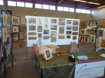 2 et 3/6/2012 FESSENHEIM Fête de l'amitié salle des sports