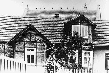 Jüdische Volksschule in der Ringstraße vor dem 10.11.1938