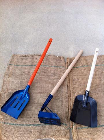 溝掃除の三種の神器