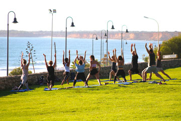 Fitness Retreat Andalusien