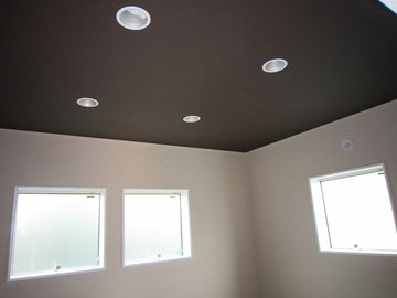 和室照明設置