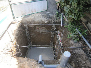 下水設備工事