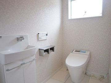 1F トイレ設置