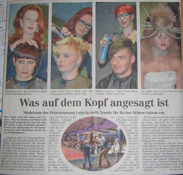 Artikel aus der Leipziger Volkszeitung