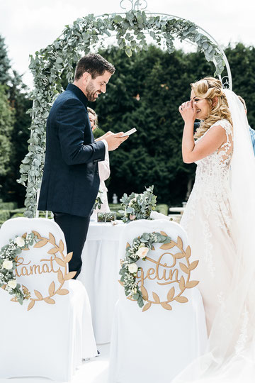 Das Eheversprechen - Foto: Tiberius Santa.