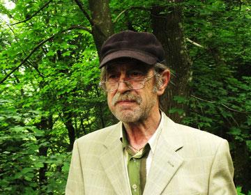 Franz-Josef Clever - Namengeber des Waldstücks (Foto: Wolfgang Voigt)