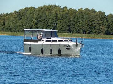 Hausboot CALIPSO 750 2013 | 6 Kojen, 1 kleine Bugkabine | ohne