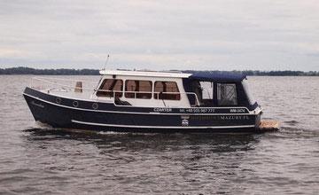 Hausboot BARKAS EUROPA 900| 4+2 Kojen, 2 Schlafkabinen| ohne Führerschein