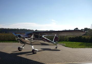 Cessna 140 - NC1872V