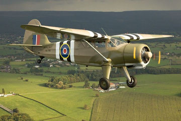 Stinson AT-19 Reliant - N1943S