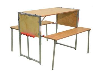 Tisch/Sitzkombination