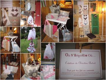 Les créations de Christine... de Gouesnach