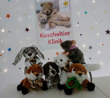 einmaliger kreativer Kindergeburtstag in Karlsruhe mit einem Kuscheltier Workshop