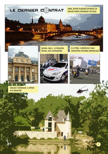 LE DERNIER CONTRAT page 1/4
