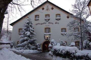 Gasthof Maria Eck, 2 km entfernt