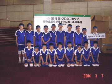 2004.3 中国大会