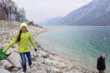 Spaziergang am Achensee