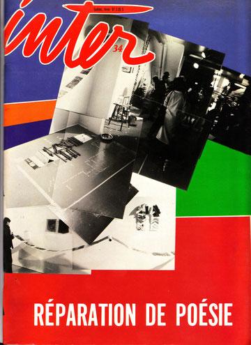 Couverture revue INTER Hivers 87