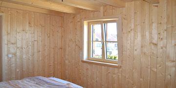 Schlafzimmer, Schreiner Peter Moser, Nußdorf