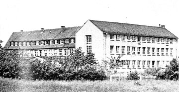 Produktionsstätte der Uhrensteinfertigung der GUB in Dippoldiswalde