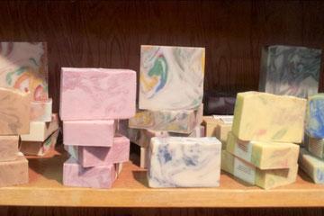 Natural Goat Milk Soap ~Rosemary Lavender