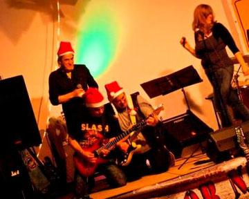 """Santa """"Horst"""" rockt"""