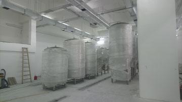 興建本地啤酒廠工程, 食品工場出牌