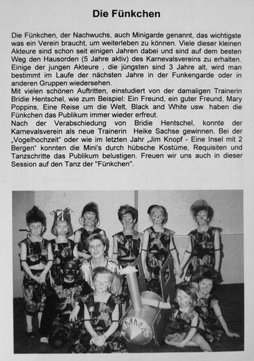 Auszug aus dem Archiv der GdKE