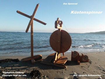 Küstenspinner, die Standhaspel, Lacy Kate und 3 Spulen Komplettpreis 400,00 Euro