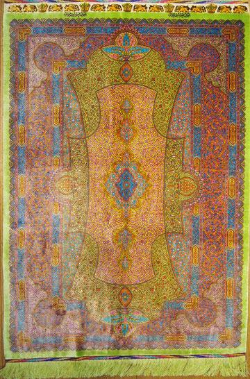 AMIRIZADEH工房 チャラクサイズ 約120x80