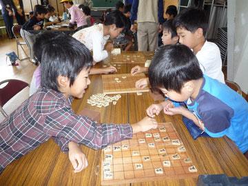 平成23年10月22日 前期将棋教室