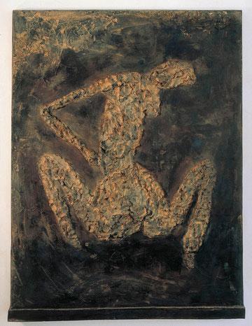 Relief 20-04-11, 1997, Bronze, 6 Exemplare, 138 x 105 cm